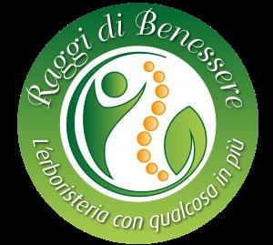 Marcela Osorio biologa nutrizionista, logo Raggi di Benessere